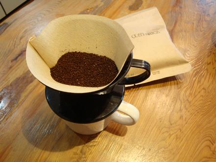 コスタリカのコーヒー豆♪