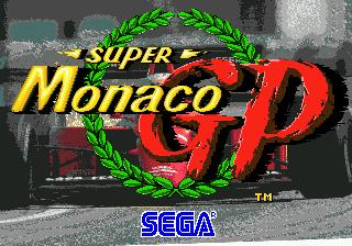Super Monaco GP MD 00