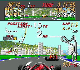Super Monaco GP MD 02