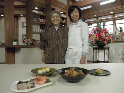 おせち今日の料理記念写真