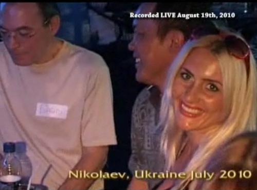 ロシア・ウクライナ人女性との合コンパーティー