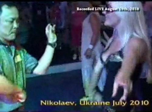 ロシア・ウクライナ人女性との合コンツアー