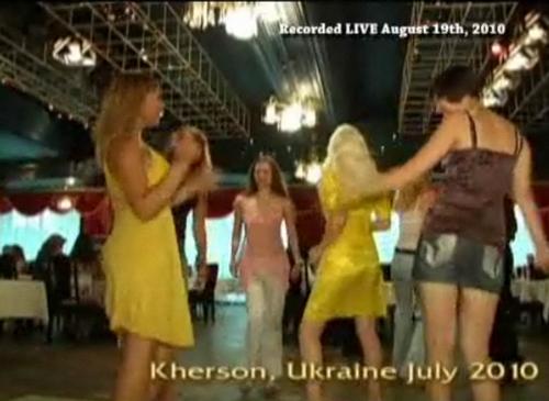 ロシア人女性との合コンパーティー