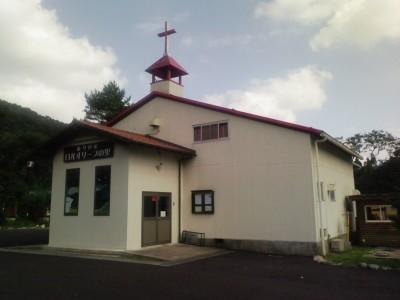 オリーブの里_教会堂