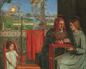 聖母マリアの少女時代02