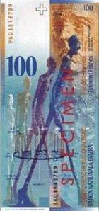 スイス紙幣