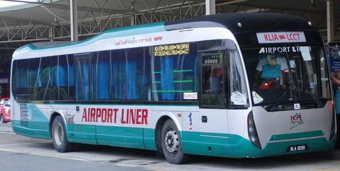 メインターミナル行きバス
