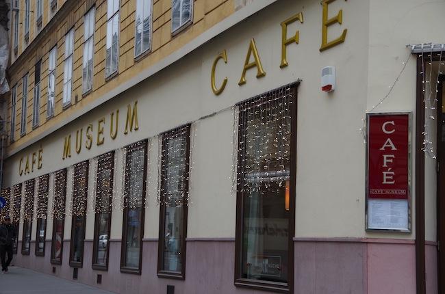 ムゼウムカフェ