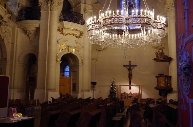 ミクラーシュ教会