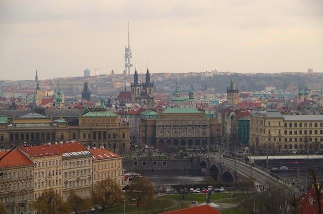 プラハ城5
