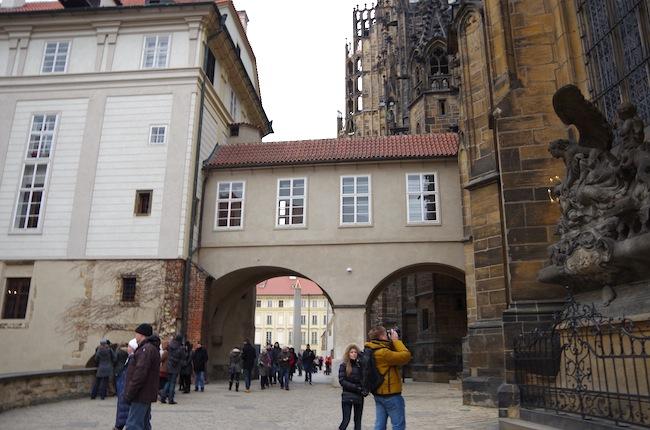 プラハ城23