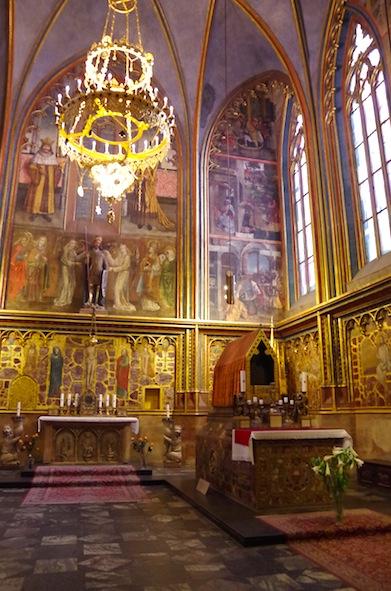 プラハ城57