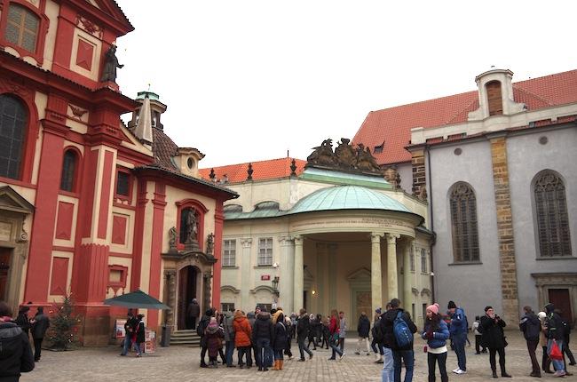 プラハ城63