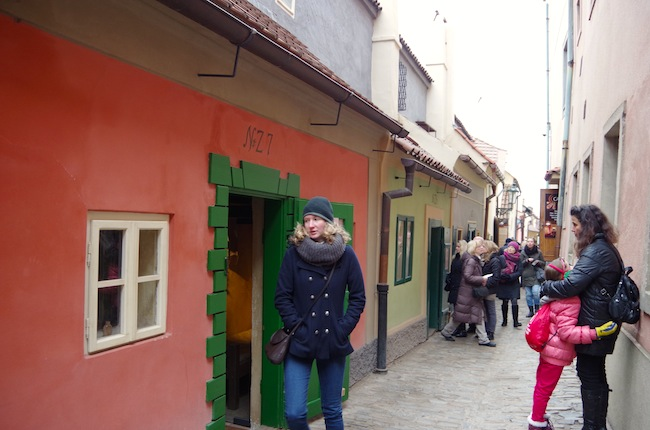 プラハ城68