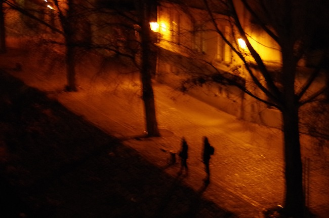 夜のプラハ5