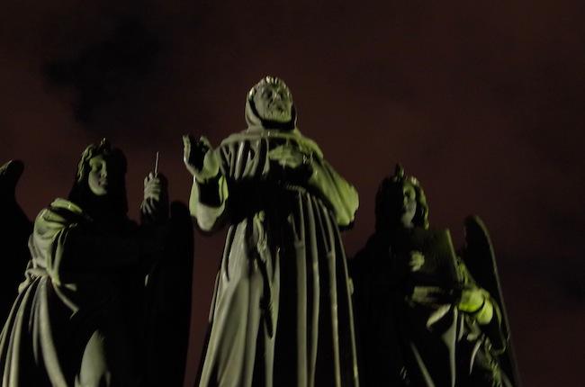 夜のプラハ6