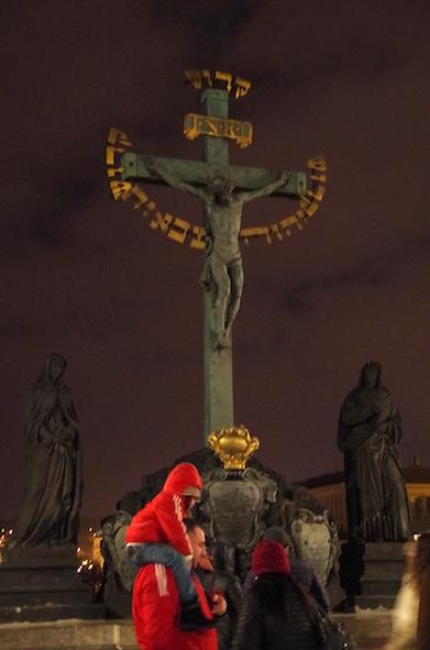 夜のプラハ13