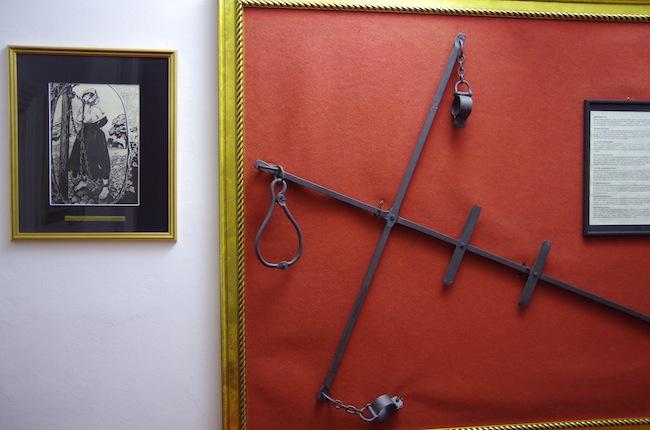 拷問博物館20