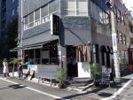 虎ノ門 ミートカレーズTOKYO 虎ノ門店 店構え(2012/10/1)
