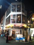 渋谷 根室食堂 道玄坂店 店構え(2012/11/1)