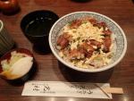 愛宕 光村 鰻ひつまぶし丼(2012/11/5)