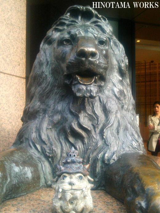 DSC_0221三越ライオン