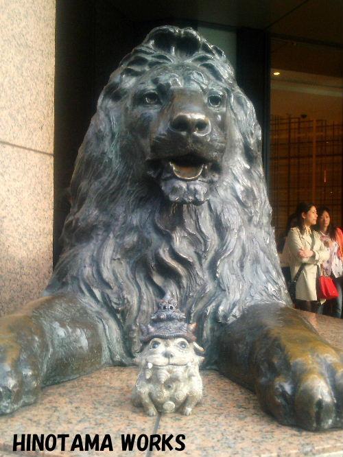 DSC_0222三越ライオン