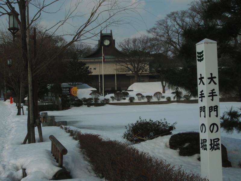 P1011096 平野政吉美術館(2013年2月)