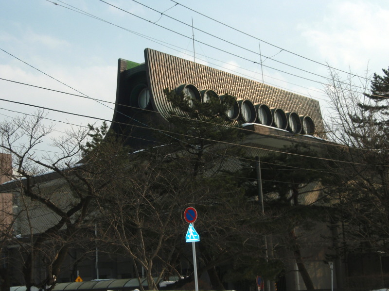 P1011092 平野政吉美術館(2013年2月)