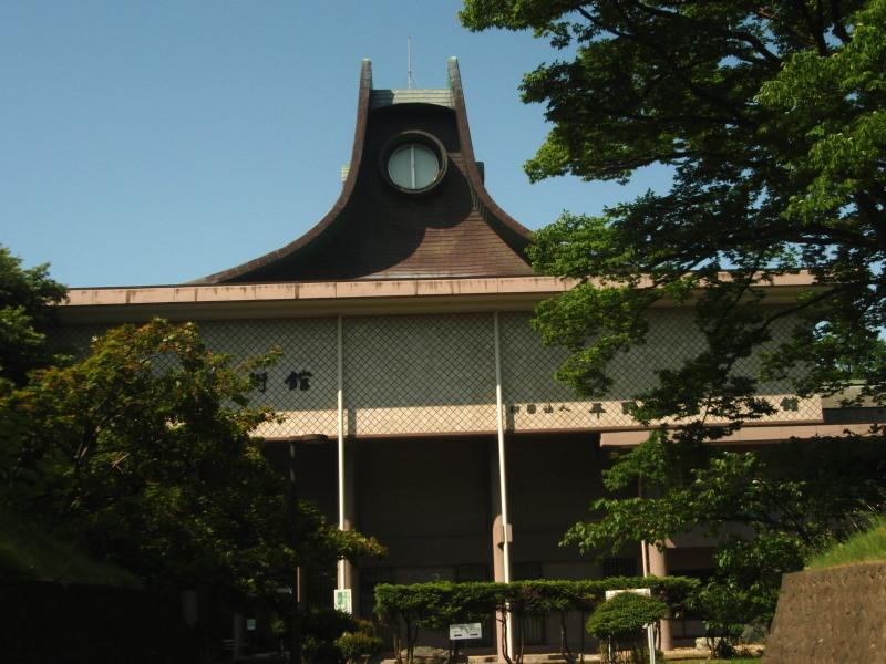 P1010180_03 平野政吉美術館(2013年6月)