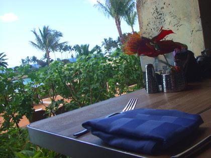 ハワイ アウラニ ディズニー リゾート & スパ『アマアマビーチレストラン』