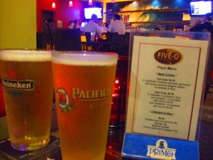 ハワイのバー『Five-O Bar & Lounge』