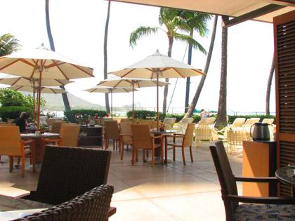ハワイ レストラン『ハウス・ウィズアウト・ア・キー』