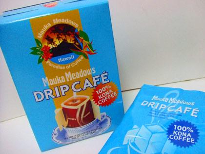 ハワイ 100%コナコーヒー