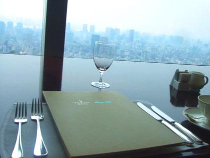 ザ・リッツカールトン東京『タワーズグリル』