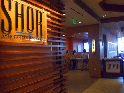 ハワイ レストラン『SHOR(ショア)』