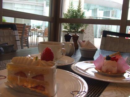 ホテル日航東京 レストラン『タロンガ』