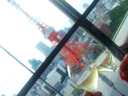 ザ・プリンスパークタワー『スカイラウンジ ステラガーデン』