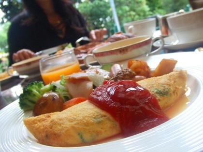 ウェスティン東京 レストラン『テラス』