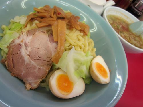 山岡つけ麺