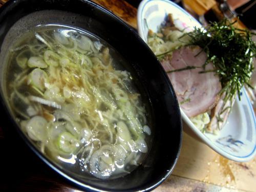 飛龍つけ麺