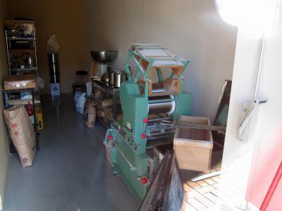 なかじま製麺機