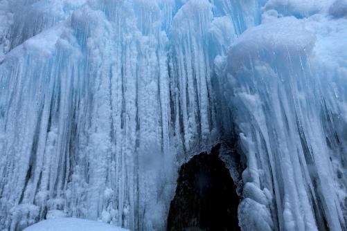 霧ヶ滝氷瀑
