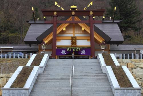 御嶽山神社本宮