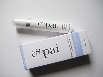 Pai Eye Cream