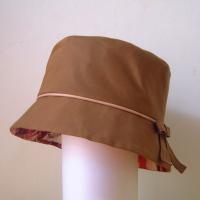 帽子 ブラウン