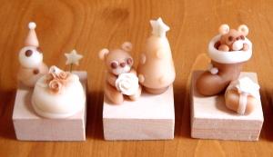 粘土☆クリスマス