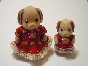 ワンピース☆女の子&赤ちゃん