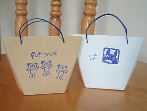 紙袋ミニ1