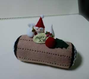 クリスマスケーキ<ノエル>